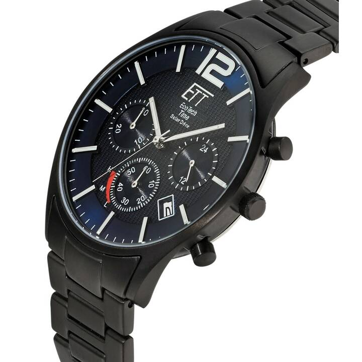 ETT ECO TECH TIME Sahara EGT-12048-31M (42 mm, Solaruhr)