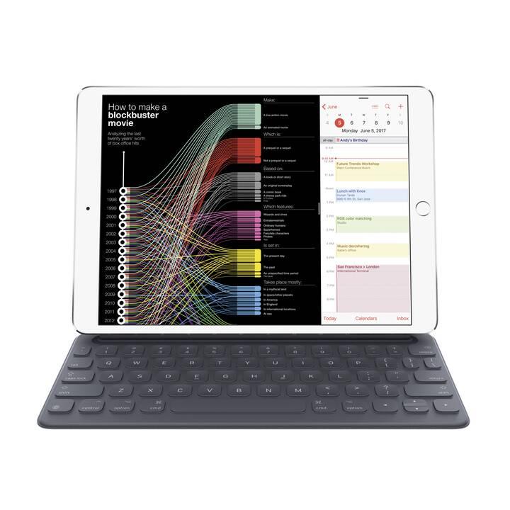 """APPLE Smart Keyboard (10.5 """", Noir)"""