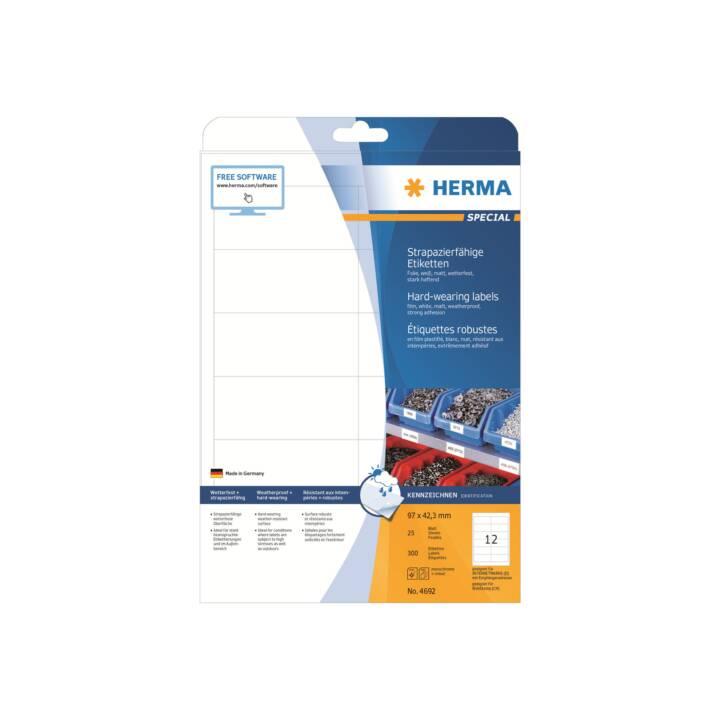 Etichette speciali HERMA 97×42,3 mm