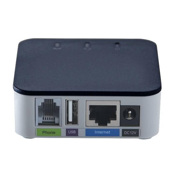 Polycom OBi 300, 1 FXS port, SIP Univers