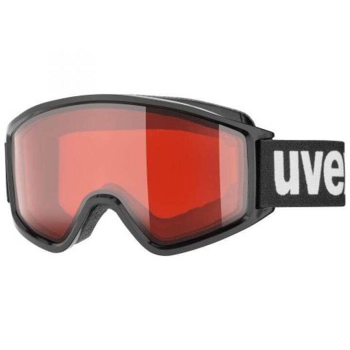 UVEX 3000 LGL Occhiali da sci (Rosso)