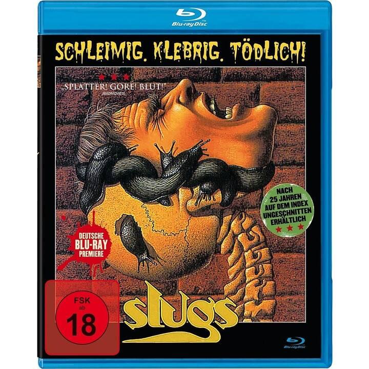 Slugs - Schleimig, Klebrig, Tödlich (DE, EN)