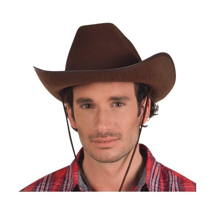 FASNACHT Cowboy Copricapo
