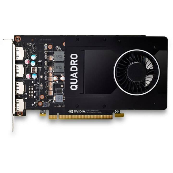 NVIDIA 490-BDTN Nvidia Quadro P2000 (5 Go, CAD)