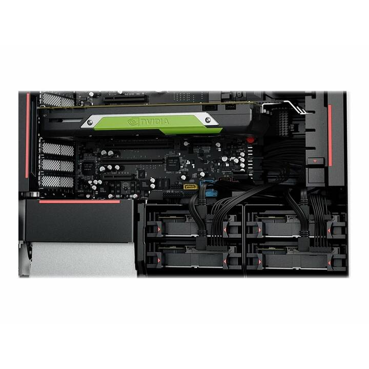 LENOVO ThinkStation P520 (Intel Xeon, 8 GB, 256 GB SSD)