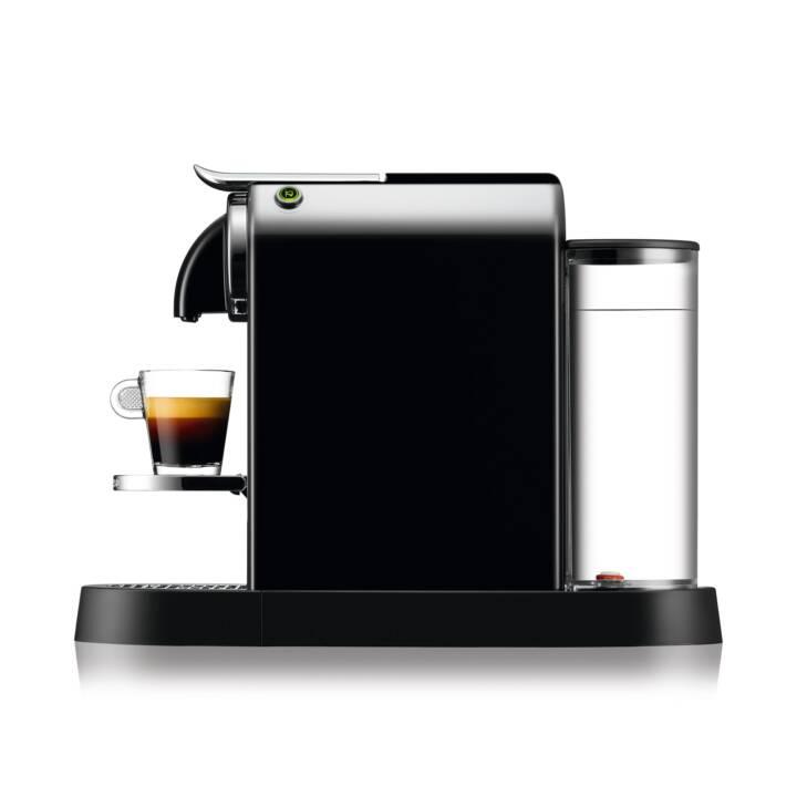 DELONGHI Citiz EN167.B (Nespresso, Noir)