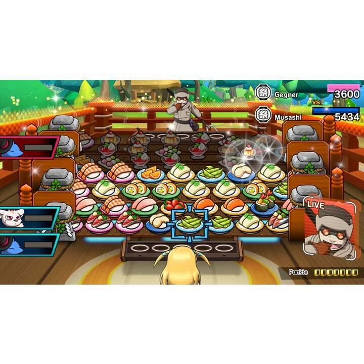 Sushi Striker - Way of Sushido (FR)