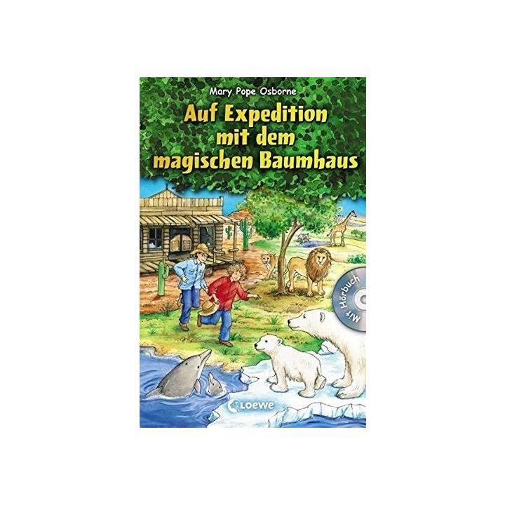 Auf Expedition mit dem magischen Baumhaus