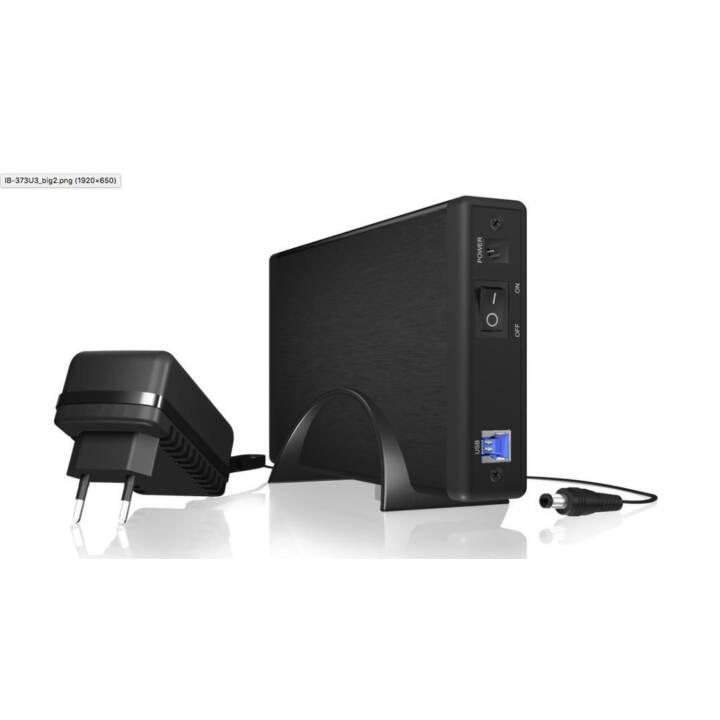 """RAIDSONIC ICY BOX IB-377U3 Disque dur 3.5"""" Black Package"""