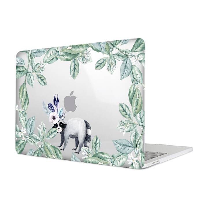 "EG MTT Cover per Macbook 12"" Retina (2015-2018) - Raccoon"