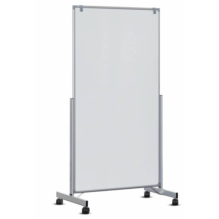 MAUL Whiteboard easy2move (100 cm x 180 cm)