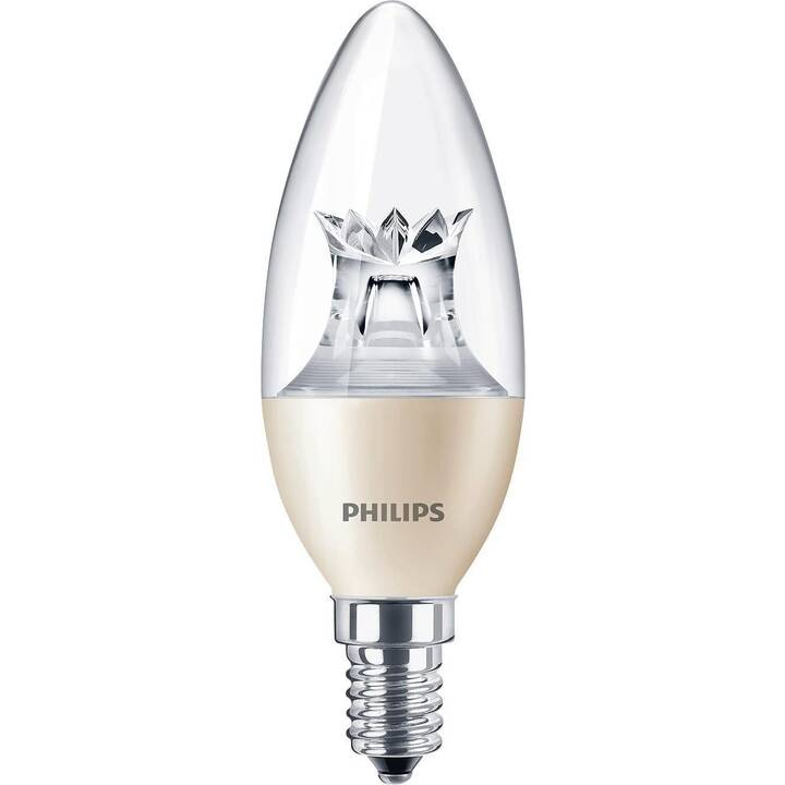 PHILIPS Mas LEDcandle Lampes (LED, E14, 8 W)