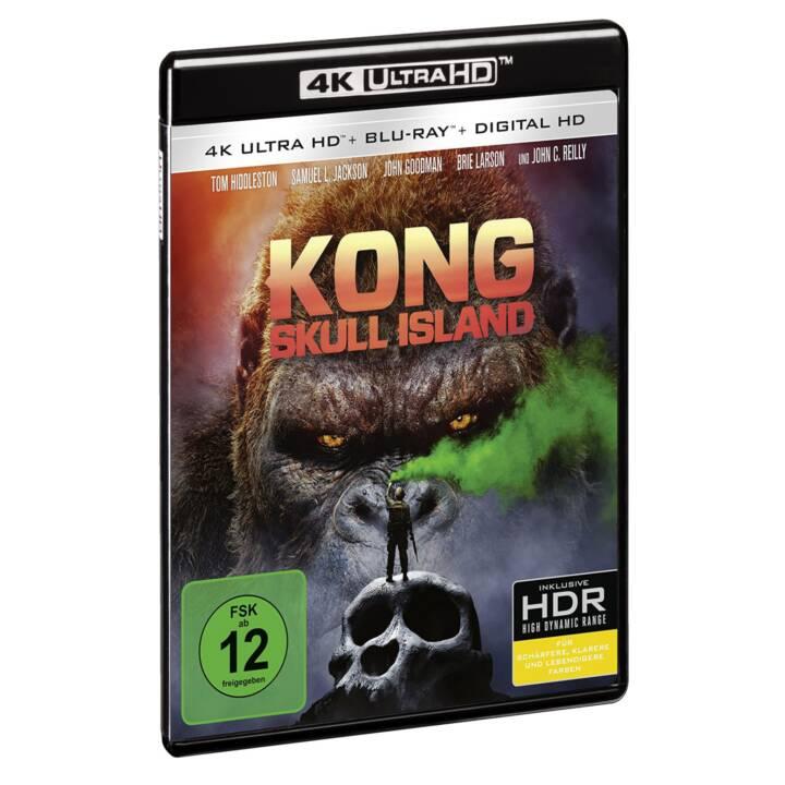 Kong - Skull Island 4K