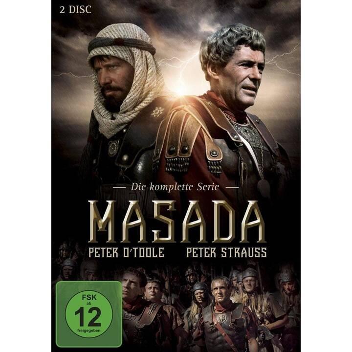 Masada - Die komplette Serie (DE, EN)