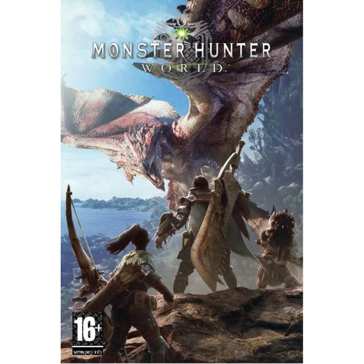 Monster Hunter - Monde (DE/FR/IT)