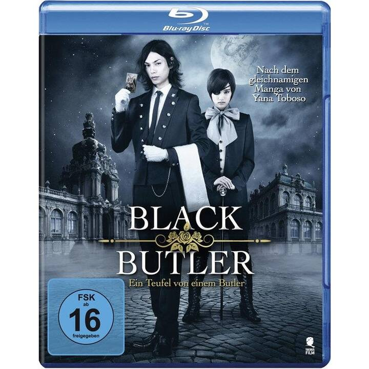 Black Butler - Ein Teufel von einem Butler - Realfilm (JA, DE)