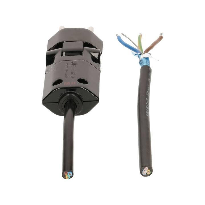 MAX HAURI 139649 Stromanschlusskabel (T12, 5 m)