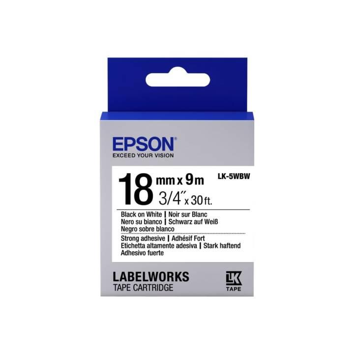 EPSON LabelWorks LK-5WBW