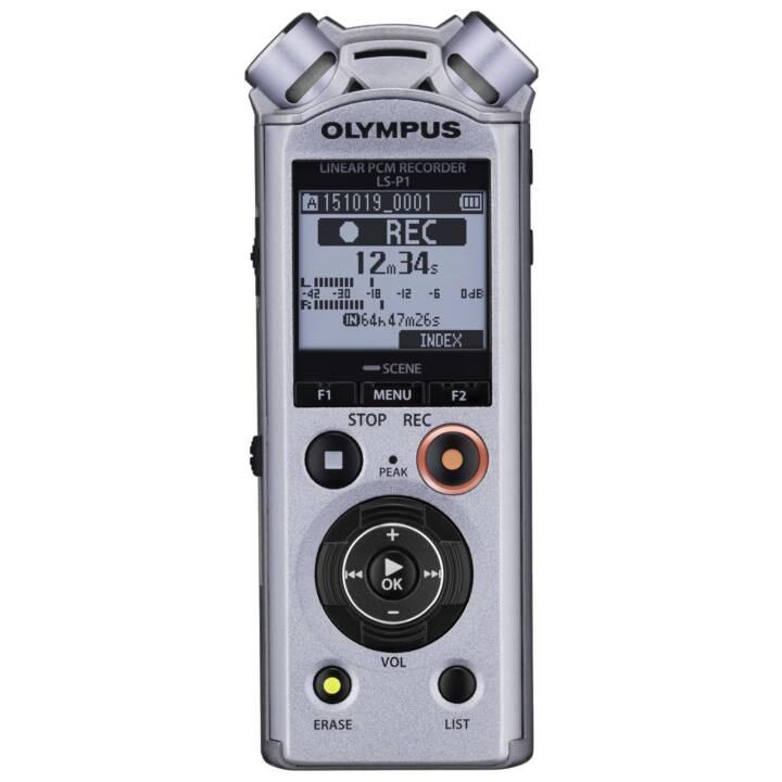 OLYMPUS LS-P1 Silver