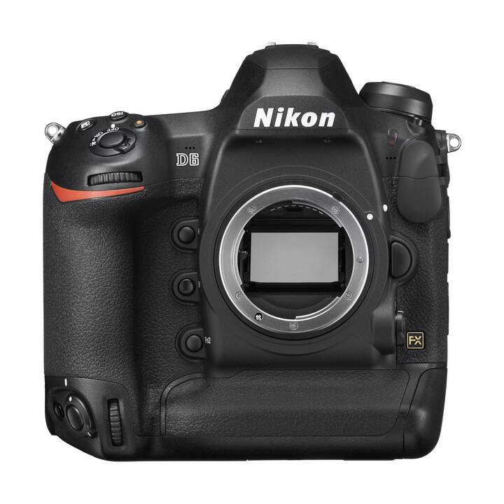 NIKON D6 Body (20.8 MP, Bluetooth, WLAN)