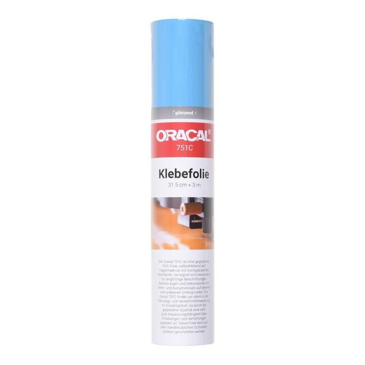 ORAFOL Pellicola vinilica Oracal 751C (Blu)