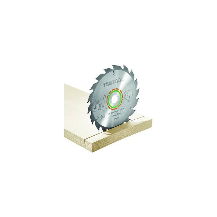 FESTOOL Lame de scie W18 (160 mm)