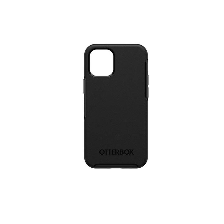 OTTERBOX Backcover Symmetry  (iPhone 12 Mini, Nero)