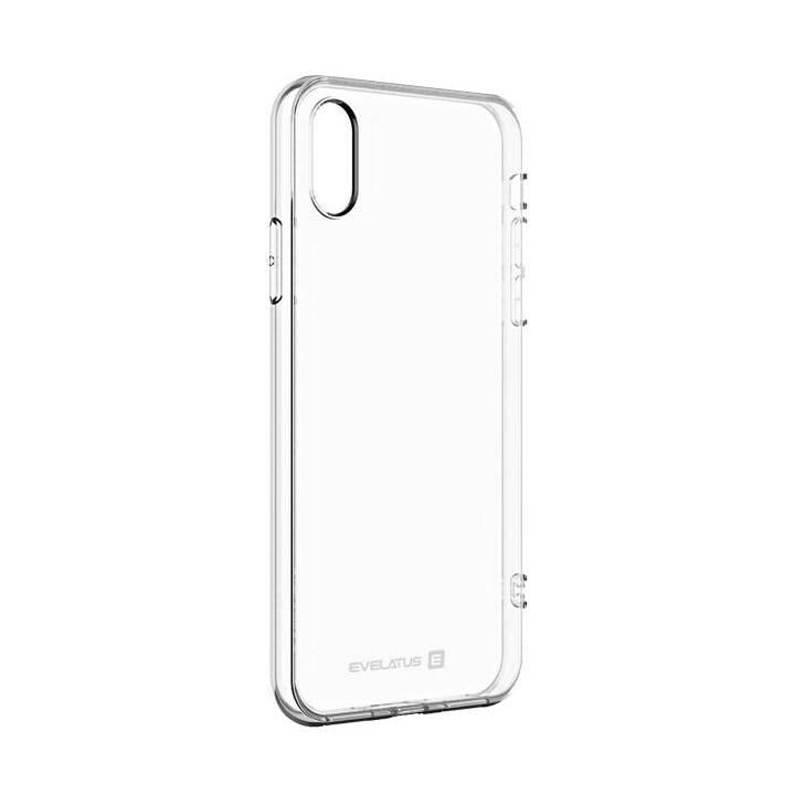 EVELATUS Backcover TPU (Nokia 1, Transparent)