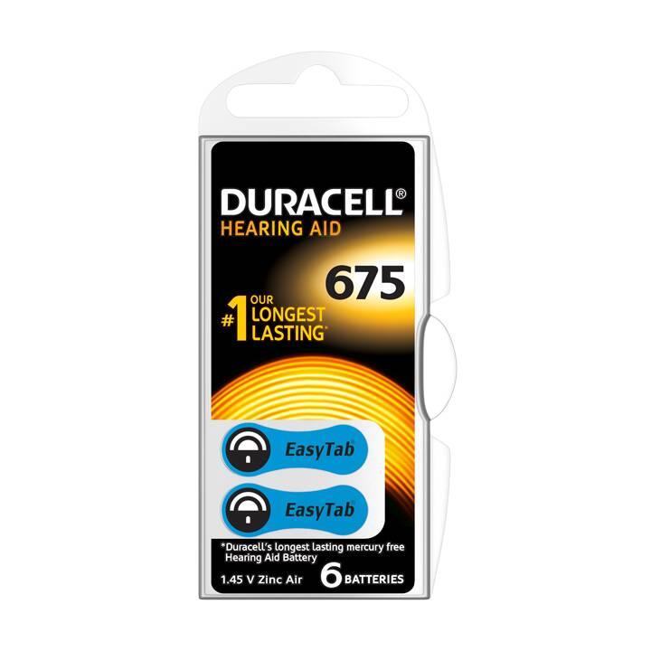 DURACELL EasyTab Batterie (6 Pièce)
