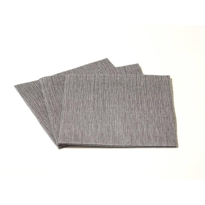 BUFFET Tovagliolo di carta (25 cm x 25 cm, 20 pezzo, Unicolore)