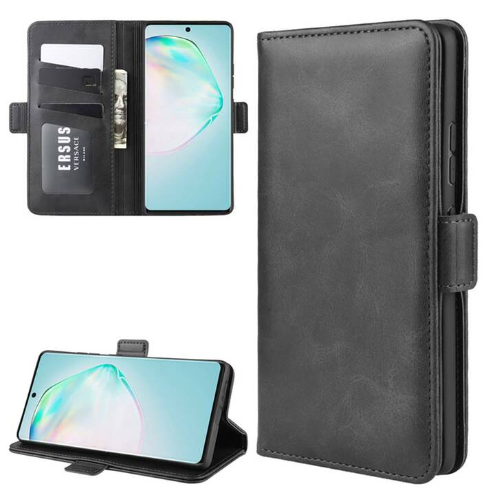"EG Mornrise Wallet Case für Samsung Galaxy S20 Plus 6.7"" 2020 - schwarz"