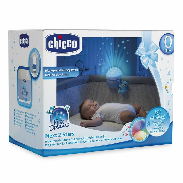 CHICCO Veilleuses Next 2 Stars (LED)