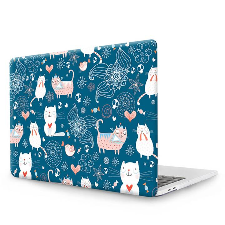 "EG MTT Cover pour MacBook Pro 15"" CD ROM - Cartoon Cats"
