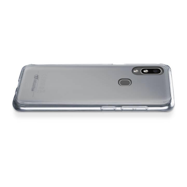 CELLULAR LINE Bumper (Galaxy A20e, Transparent)