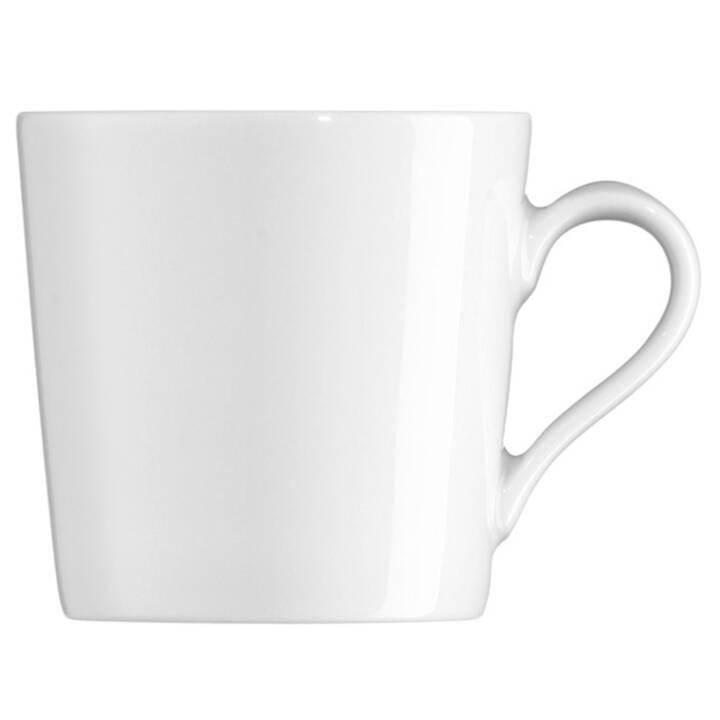 ARZBERG-PORZELLAN Tazza da caffè espresso bianca 0,11 l