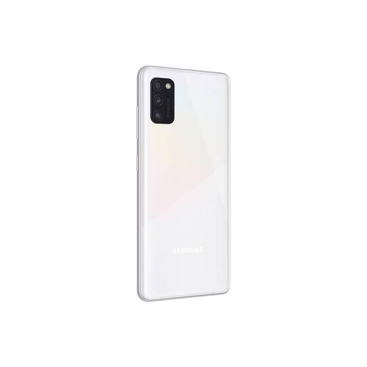 """SAMSUNG Galaxy A41 (6.1"""", 64 GB, 48 MP, Weiss)"""