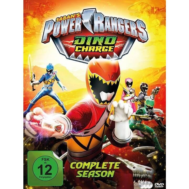 Power Rangers - Dino Charge Saison 22 (DE, EN)
