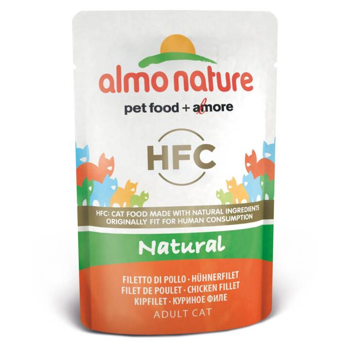 ALMO NATURE HFC Natural (Adulto, 55 g, Pollo)