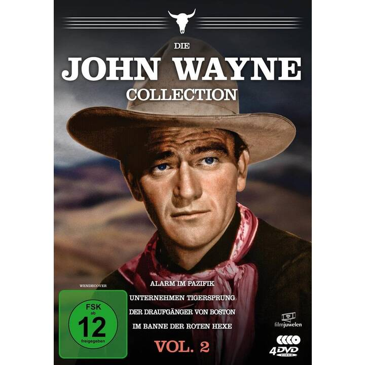 Die John Wayne Collection - Vol. 2 (DE, EN)