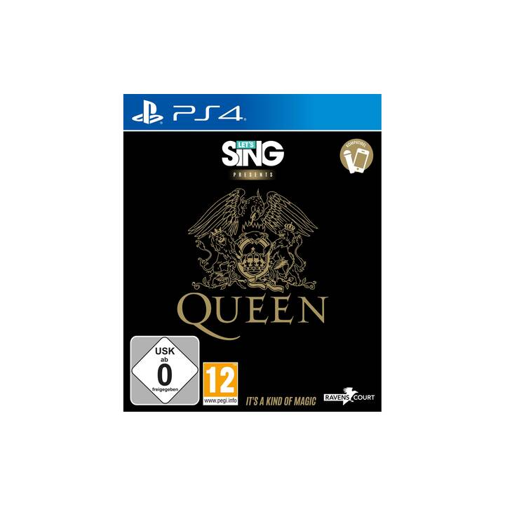 Let's Sing Queen (DE)