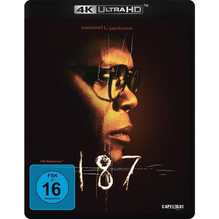 187 4K Ultra HD Blu-ray (DE, EN)