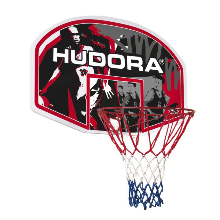 HUDORA Basketballkorb Set