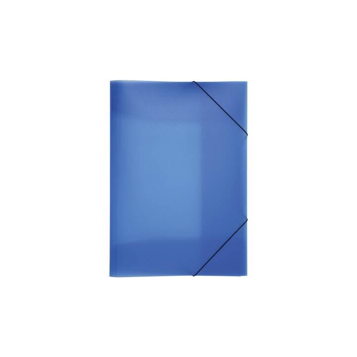 PAGNA chemise à élastique A3 bleu