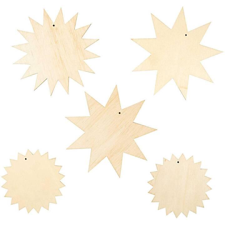 RICO DESIGN Wall Charm Sun & Star
