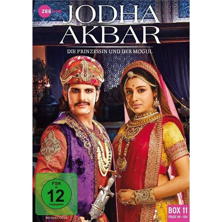Jodha Akbar - Die Prinzessin und der Mogul - Box 10/Folge 127-140 (DE)