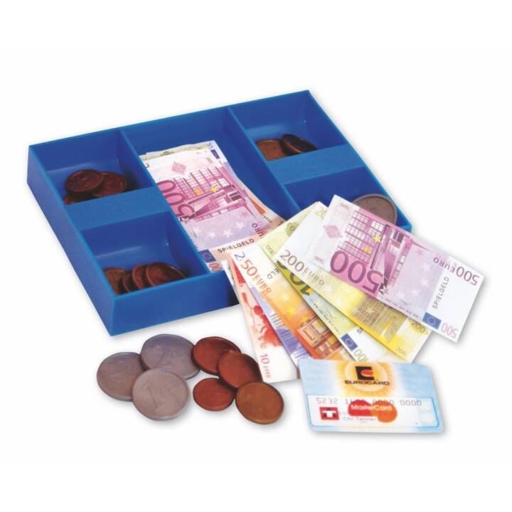 DER KLEINE KAUFMANN Marktstand Geldkassette