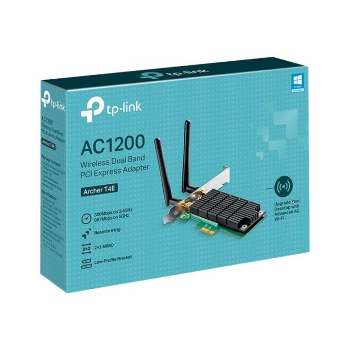 TP-LINK WLAN-N PCIe Adapter Archer T4E