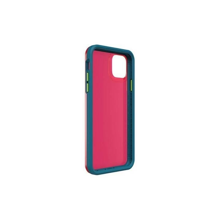 OTTERBOX Backcover Lifeproof Slam (iPhone 11 Pro Max, Pink, Blu)