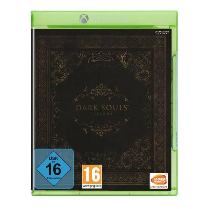 Dark Souls Trilogy (DE, FR, EN)