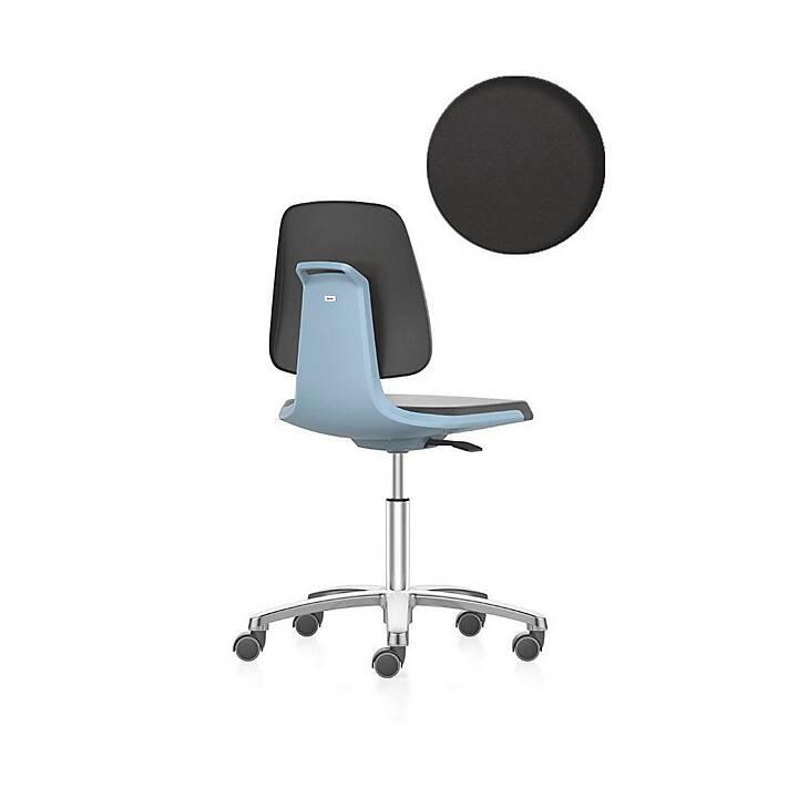 BIMOS Bürostuhl (Schwarz, Blau)